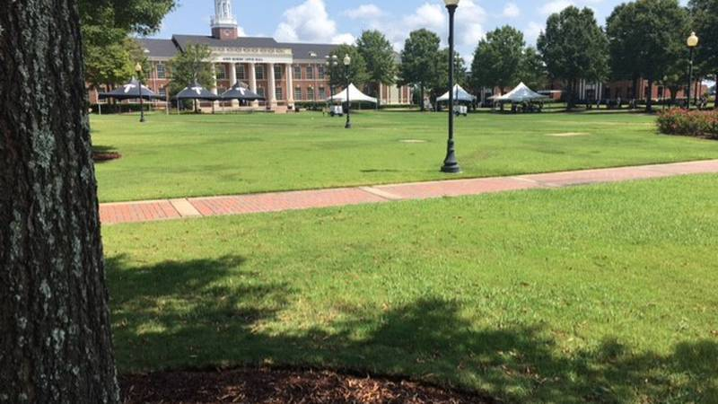 Troy University leaders unveiled an incentives package to students to get vaccinated. The...