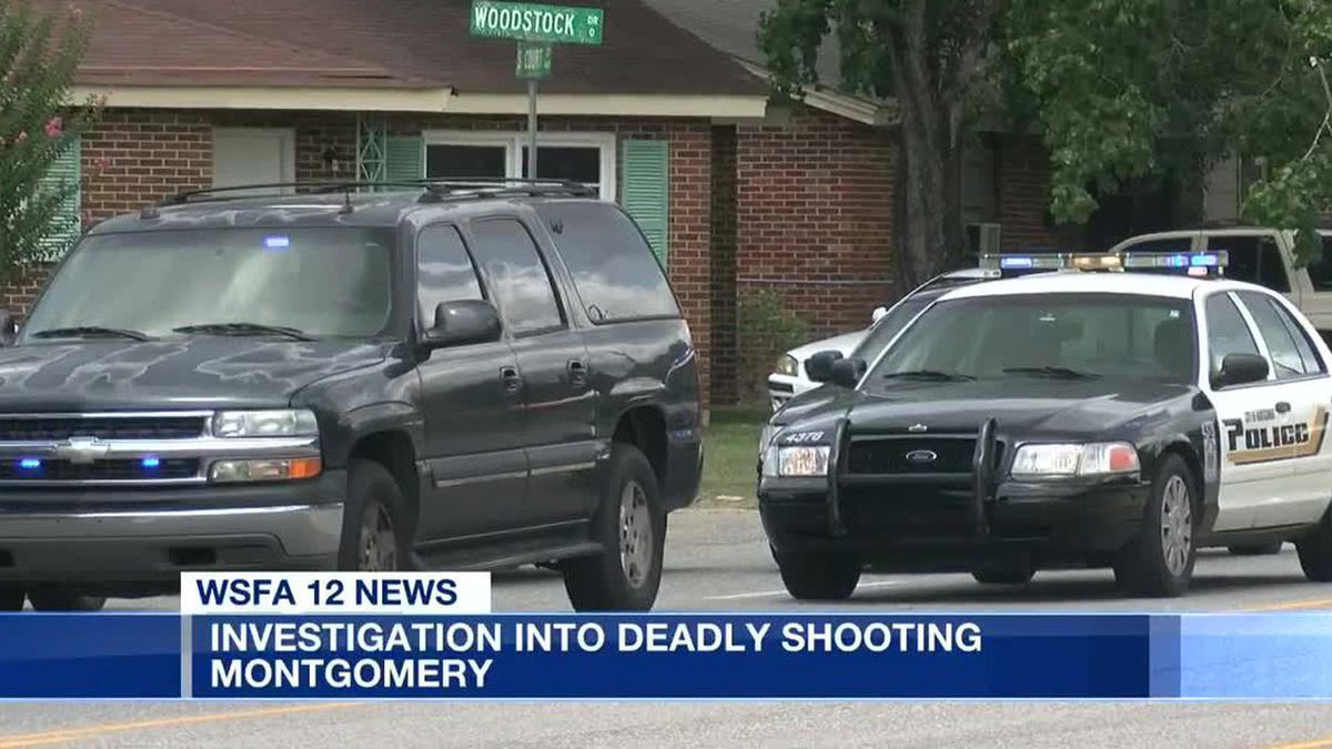 Montgomery fatal shooting victim identified