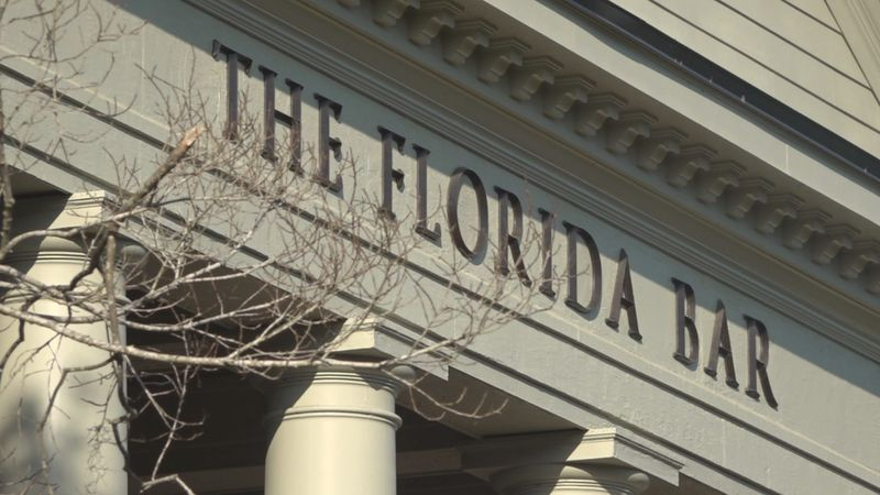 The headquarters for the Florida Bar in Tallahassee.