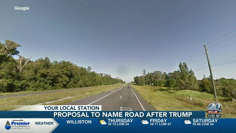 A state lawmaker wants to rename a prominent North Central Florida highway after the outgoing...