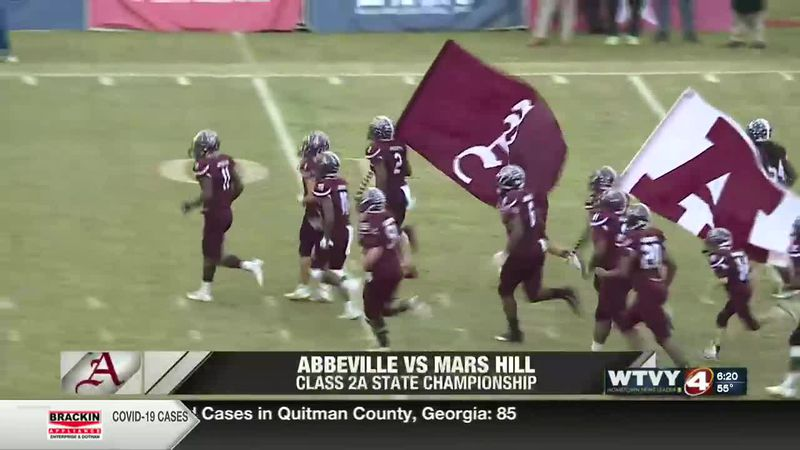 Abbeville falls to Mars Hill in Class 2A state title game