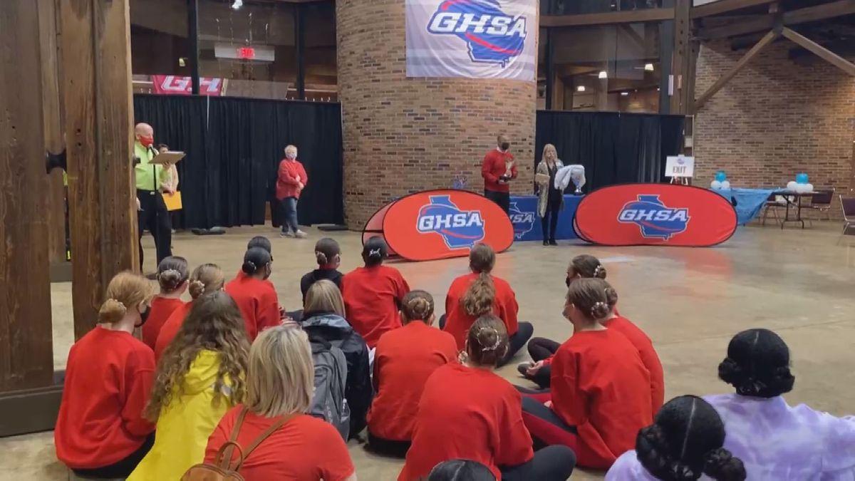 Thomasville High School Dance team win GHSA A/AA State Championship
