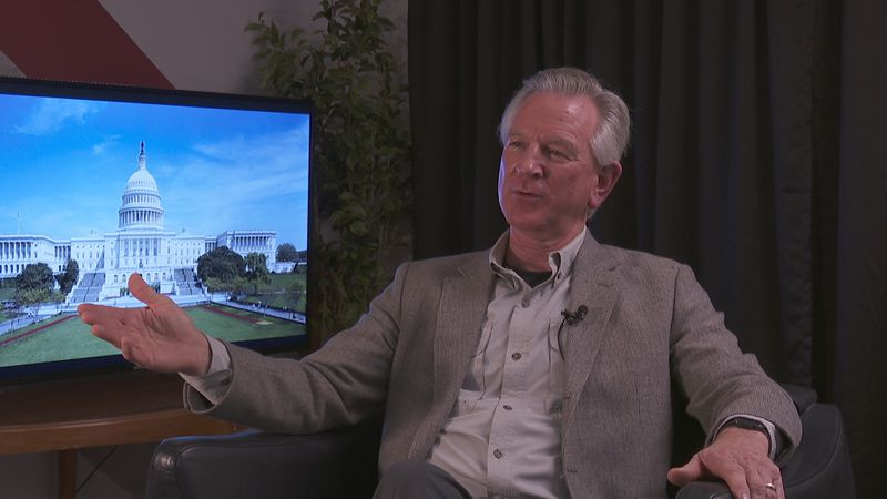 Tommy Tuberville discusses stimulus payments in this February 18, 2021 WTVY interview.