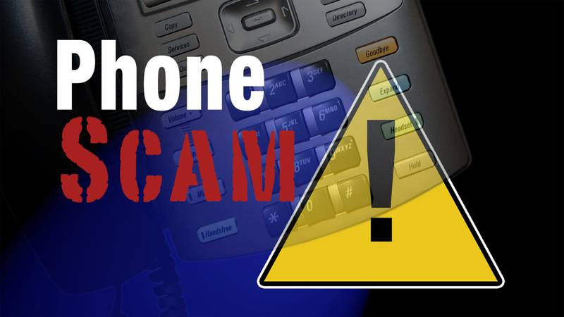 The Jackson County Sheriff's Office is warning residents of a phone scam that is circulating in...