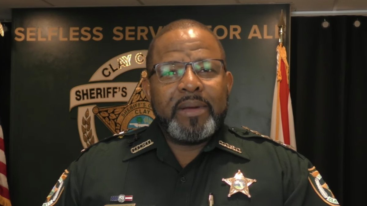 Clay County sheriff says he'll deputize gun owners if protests overwhelm the county