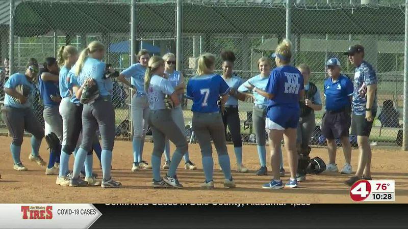Houston Academy softball sets sights on state title