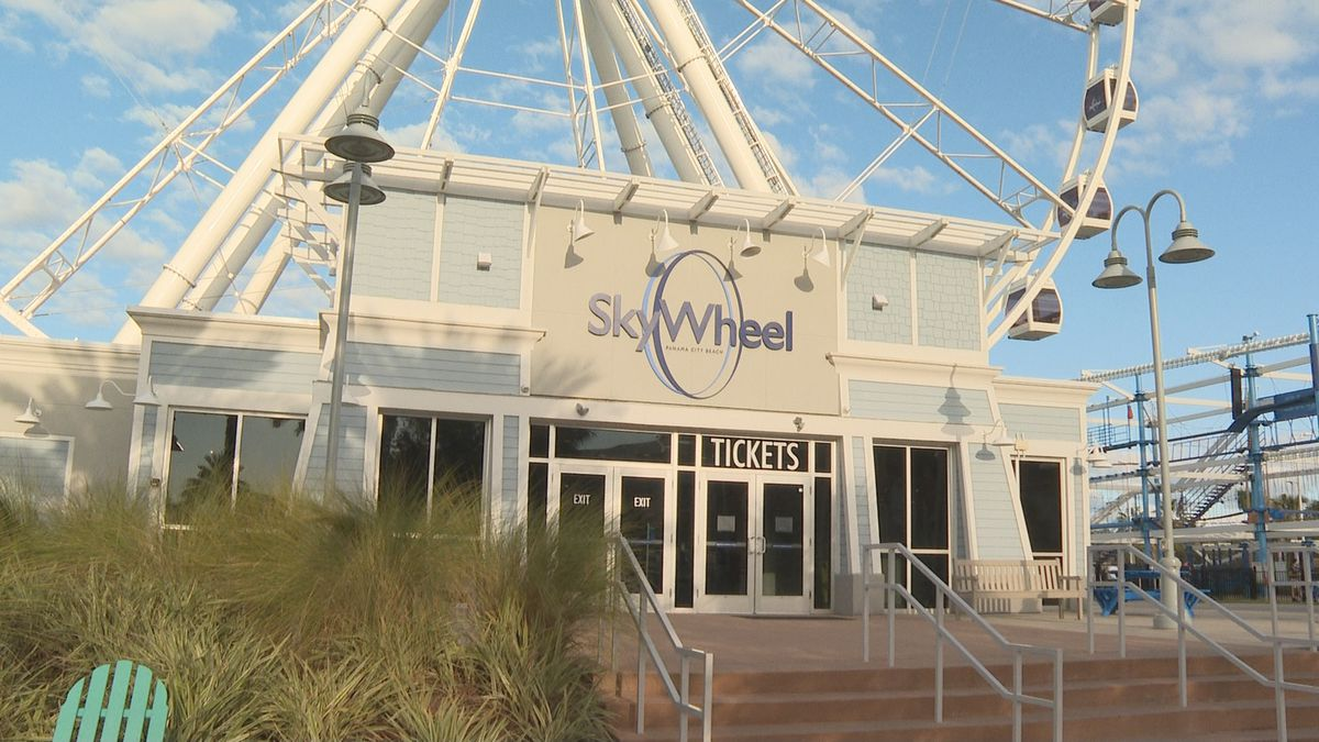 The SkyWheel is remaining closed until all proper inspections are done and the investigation...
