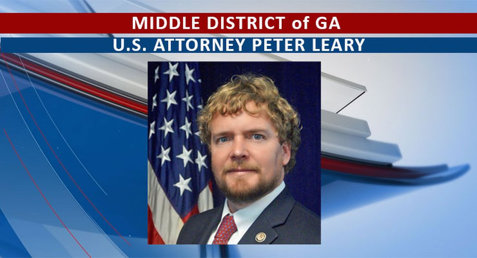 Leary is the acting attorney