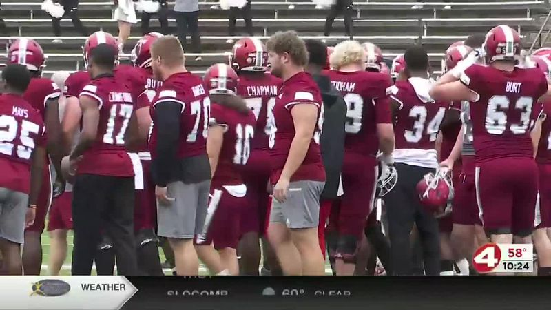 Troy Football's T-Day