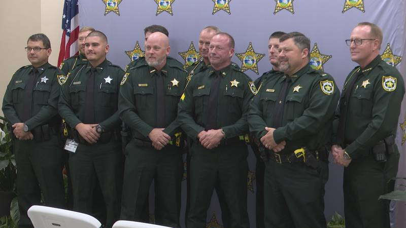 Eight Law Enforcement Officers of various ranks were sworn in to the Jackson County Sheriff's...