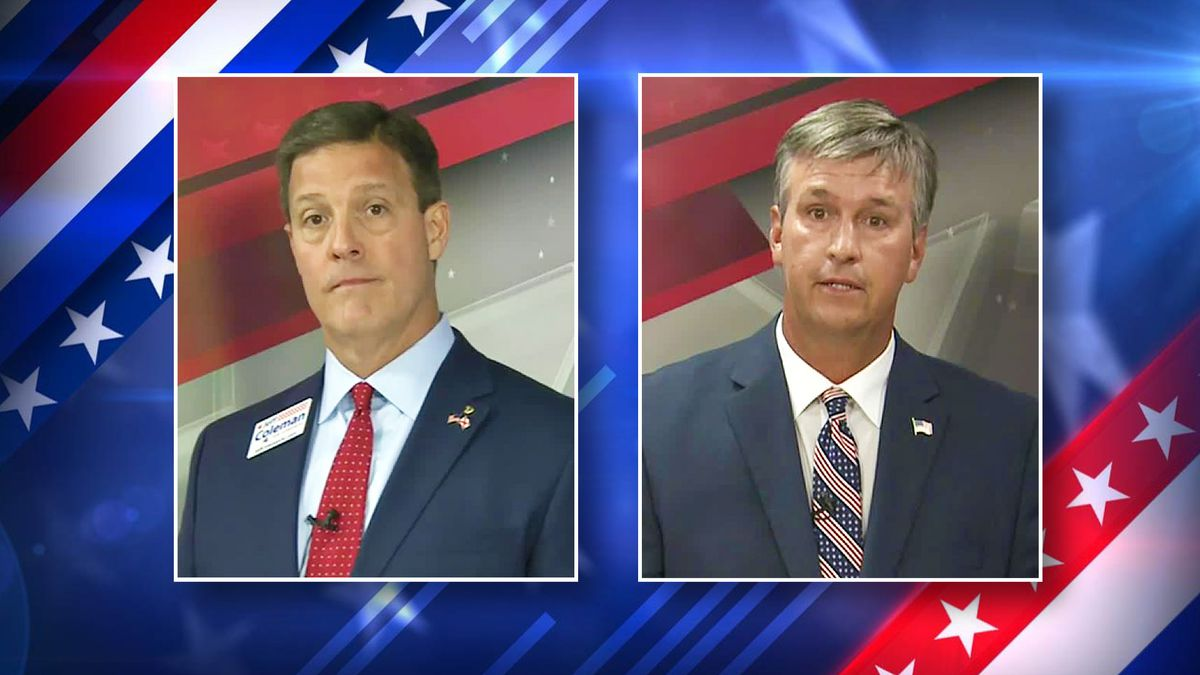 Jeff Coleman and Barry Moore met in their only debate before the primary runoff election Tuesday, July 7th on WTVY.
