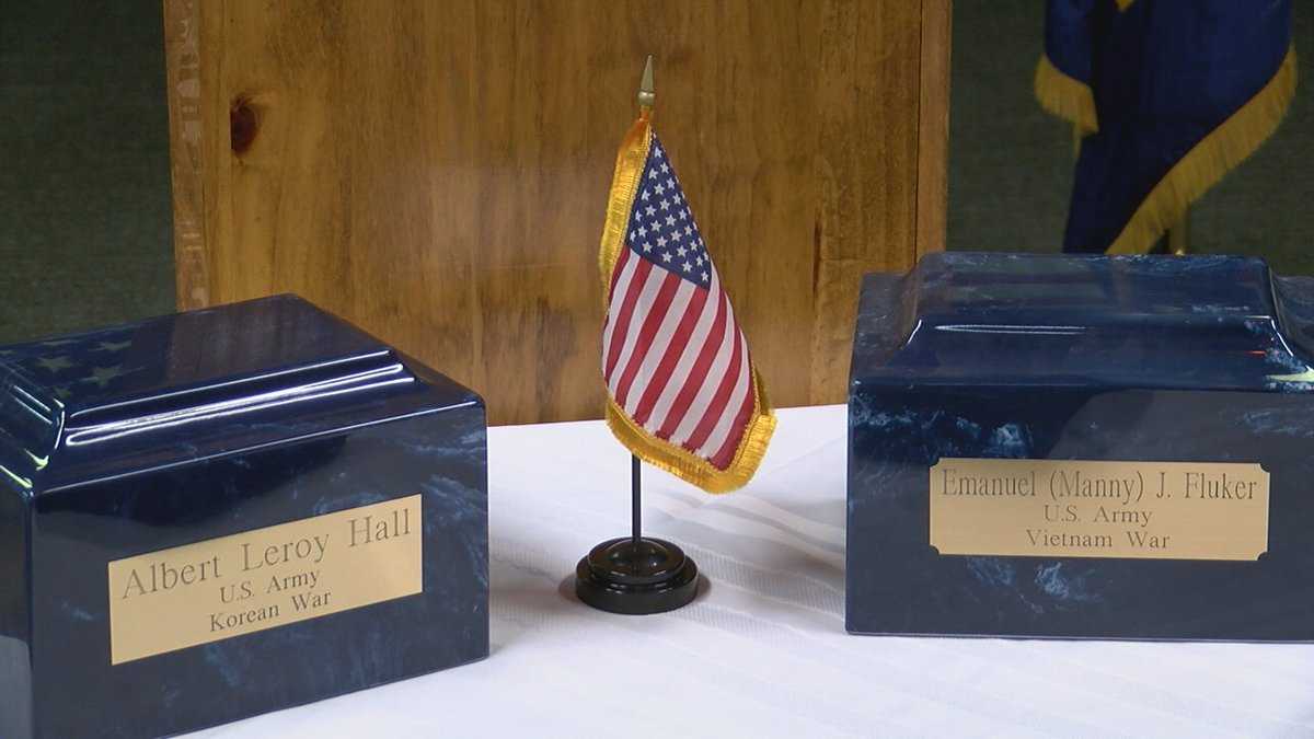 Two special veterans to be buried at Sarasota National Cemetery.