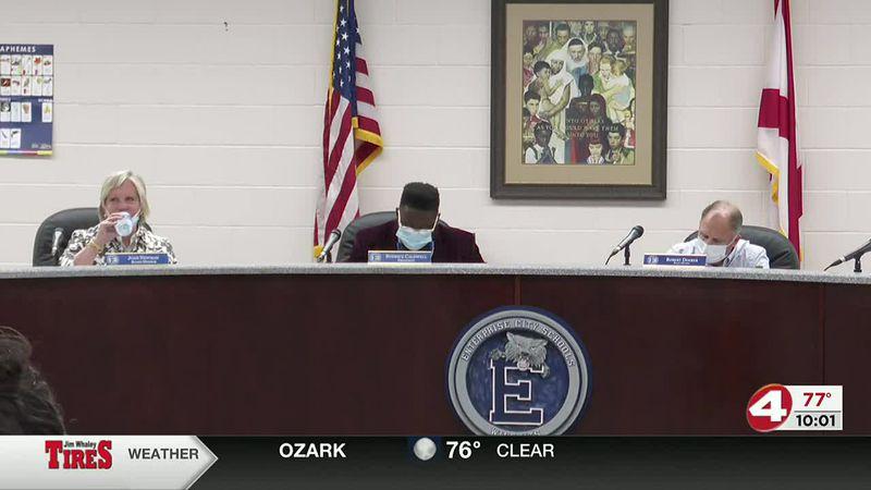 EBOE deciding on superintendent hiring process