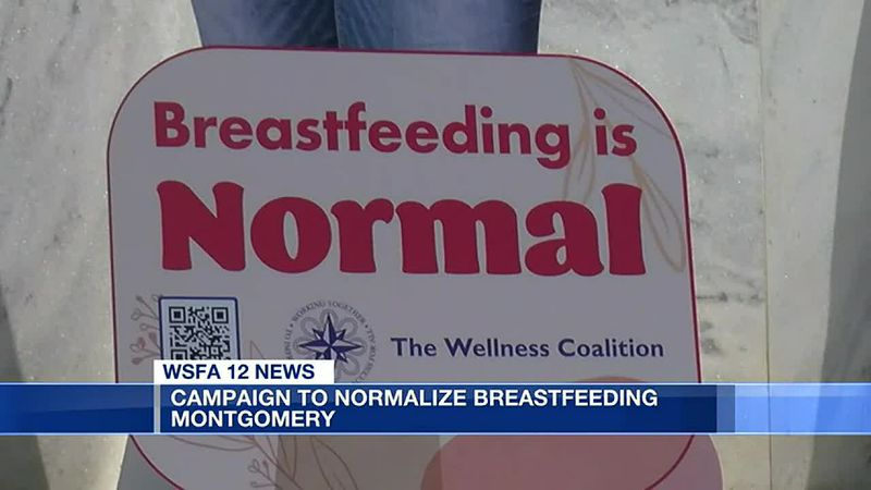 Wellness Coalition launches Alabama campaign advocating breastfeeding