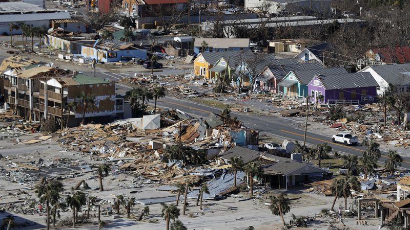 Hurricane Storm Surge