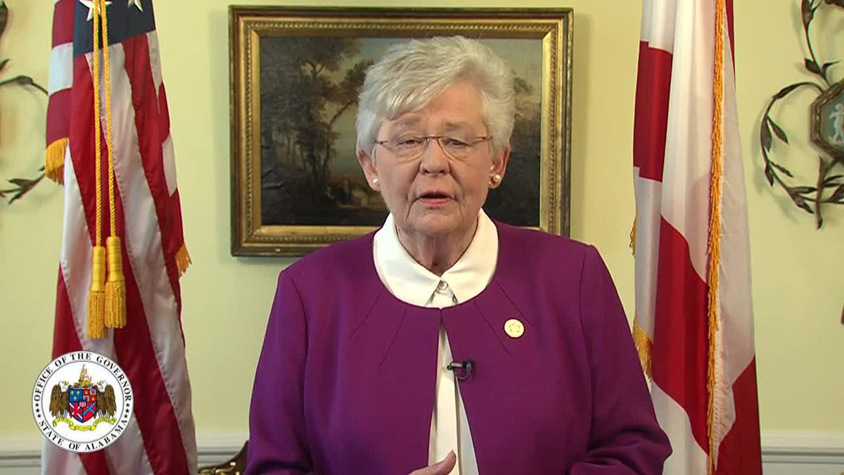 Governor Kay Ivey has issued a state of emergency for Alabama ahead of Tropical Storm Sally.