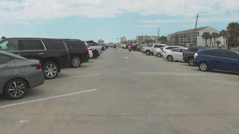 Parking solutions are being explored in South Walton.