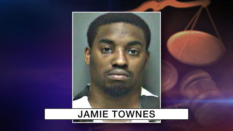 Jamie Townes (Source: Dothan City Jail)