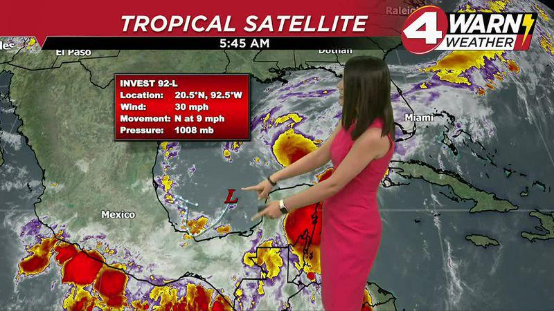 Meteorologist Amber Kulick Weathercast 6-17
