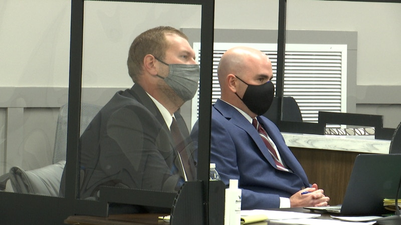 Jurors heard both sides of the case and now it's up to them to decide the final verdict.