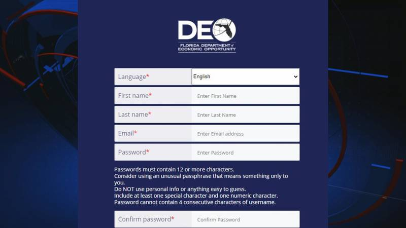 Some Floridians seeking reemployment assistance from the DEO say the system remains sluggish...