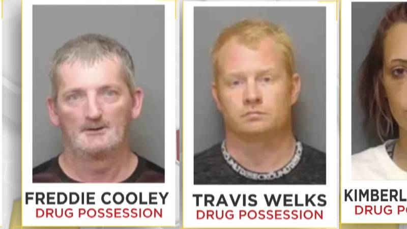 Four Georgia residents face drug trafficking charges because of two separate investigations.