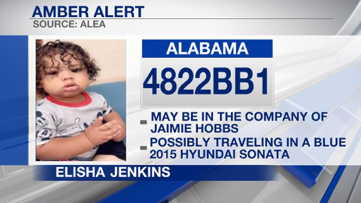 The Bay Minette Police Department and the Alabama Law Enforcement Agency are asking for assistance in locating Elisha O Jenkins. (Source: Alabama Law Enforcement Agency / WSFA)