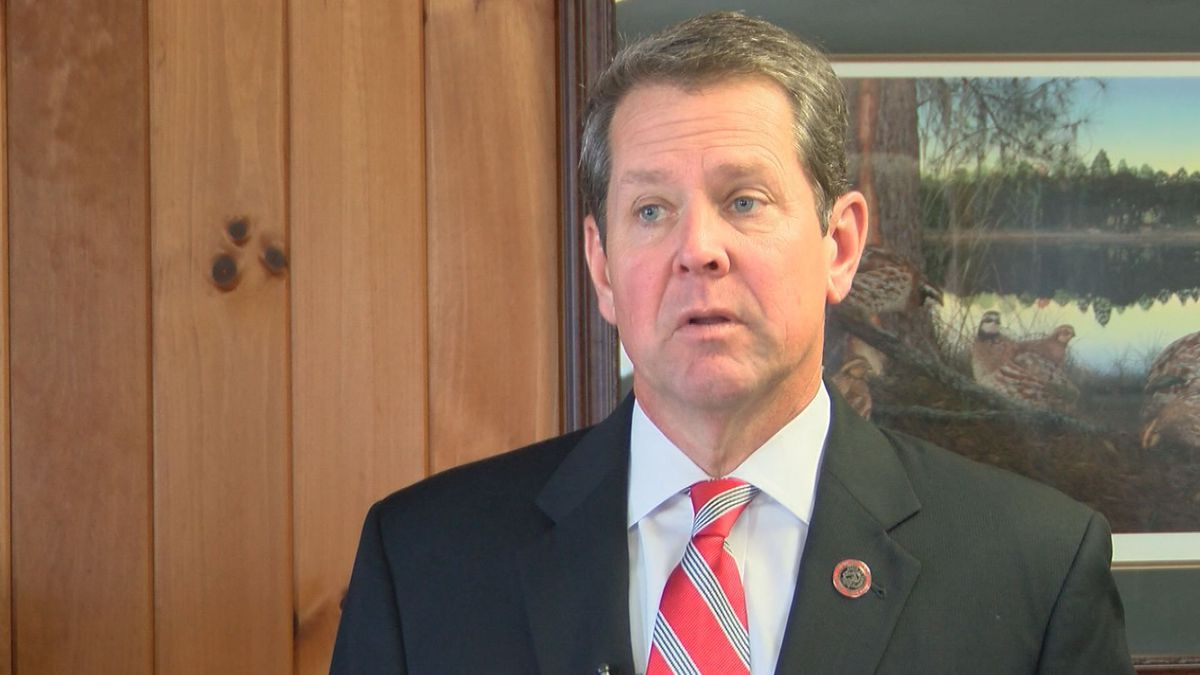Georgia Gov. Brian Kemp (Source: WALB)