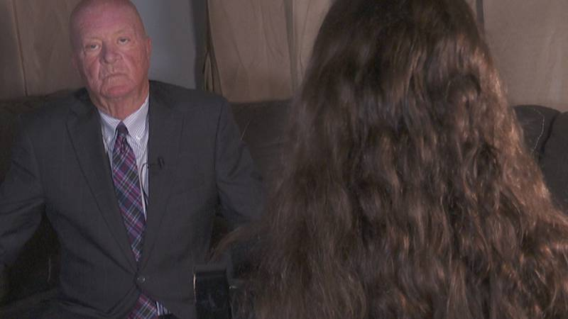 A woman who claims a Dothan massage therapist molested her is interviewed by News 4's Ken...