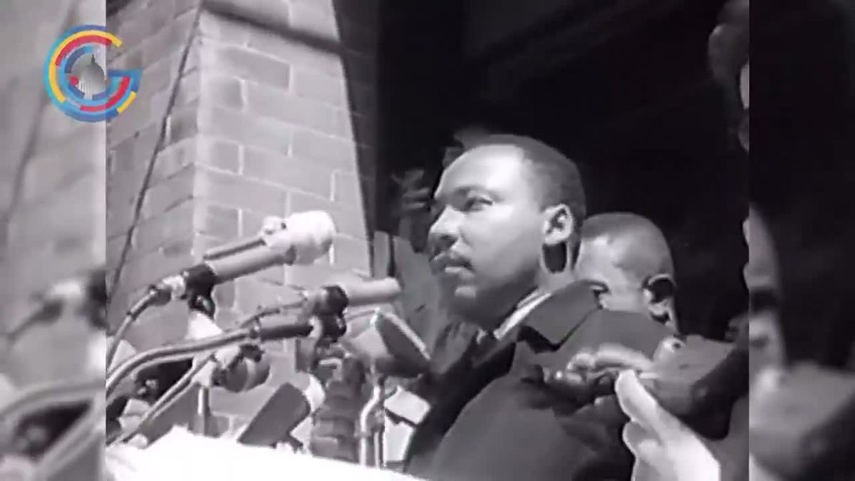 """For the 57th anniversary of the """"I Have a Dream"""" speech, protesters will hold another March on Washington."""
