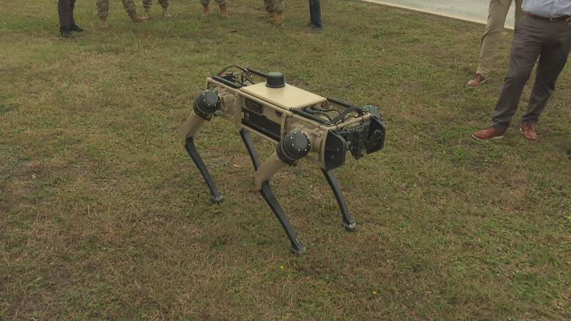 These robo dogs are replacing more than just cameras and sensors