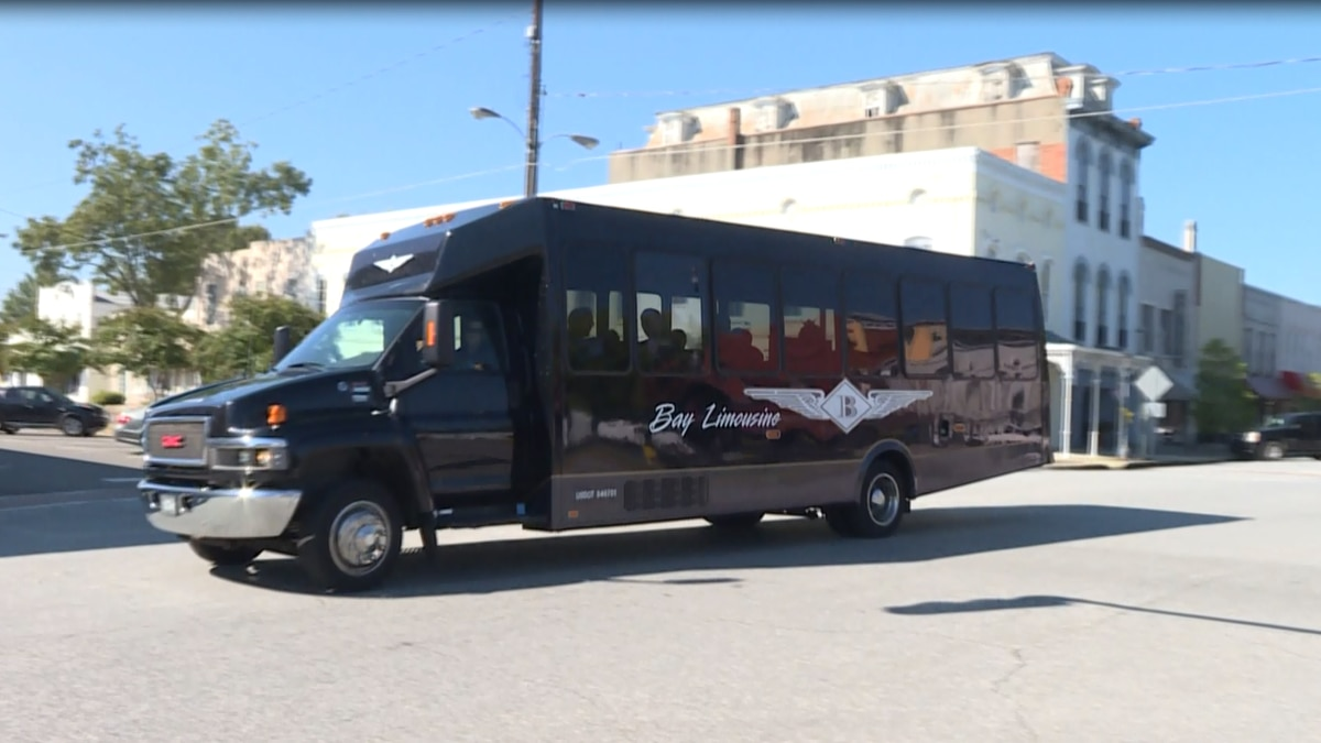 Wiregrass United Way Bus