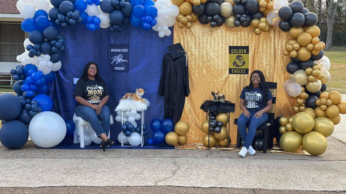 Last week, both graduated from college – Tiffany Blackwell from Jackson State University, and...