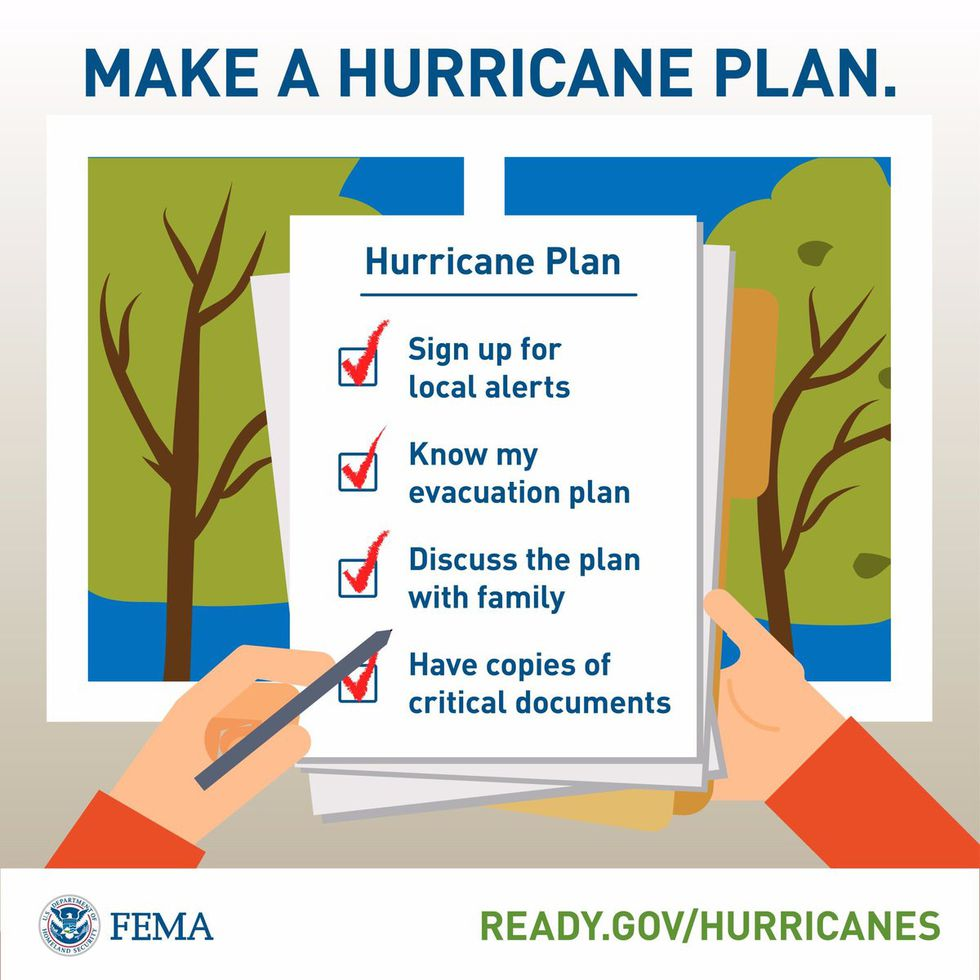 Make a Hurricane Plan