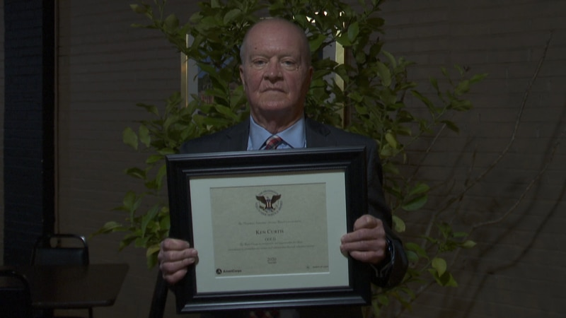 Ken Curtis is a part of the Wiregrass Angel House Board of Directors. He was recognized for...