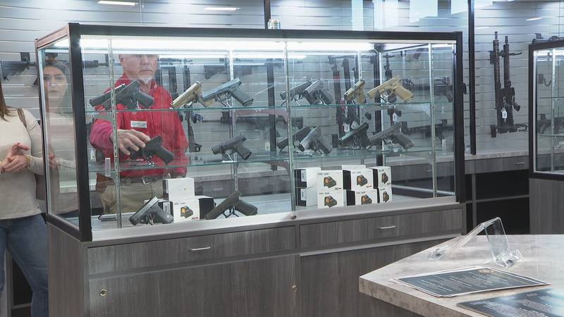 A new indoor shooting range and store has opened in Panama City Beach.