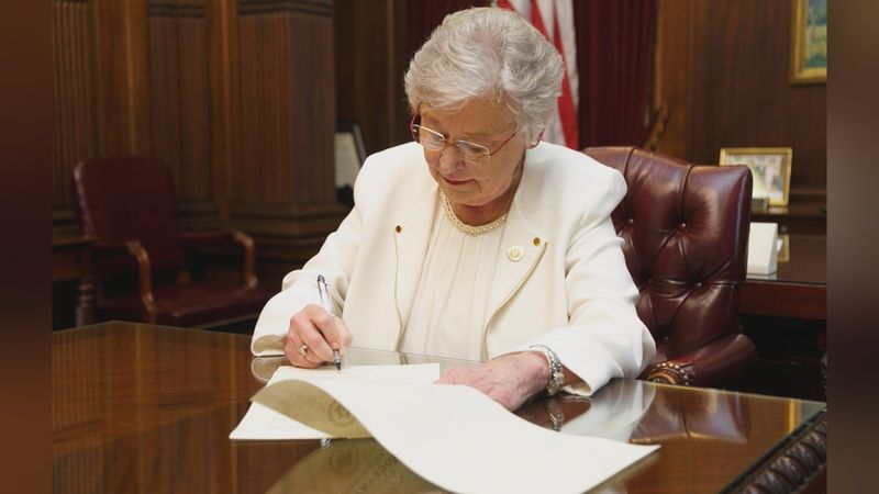 Gov. Kay Ivey (Source: State of Alabama/Governor's Office)