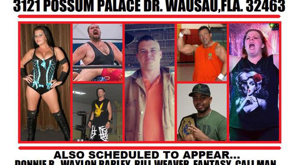 The 5th annual Wrestling Against Cancer event is set to take place at the Possum Palace in...