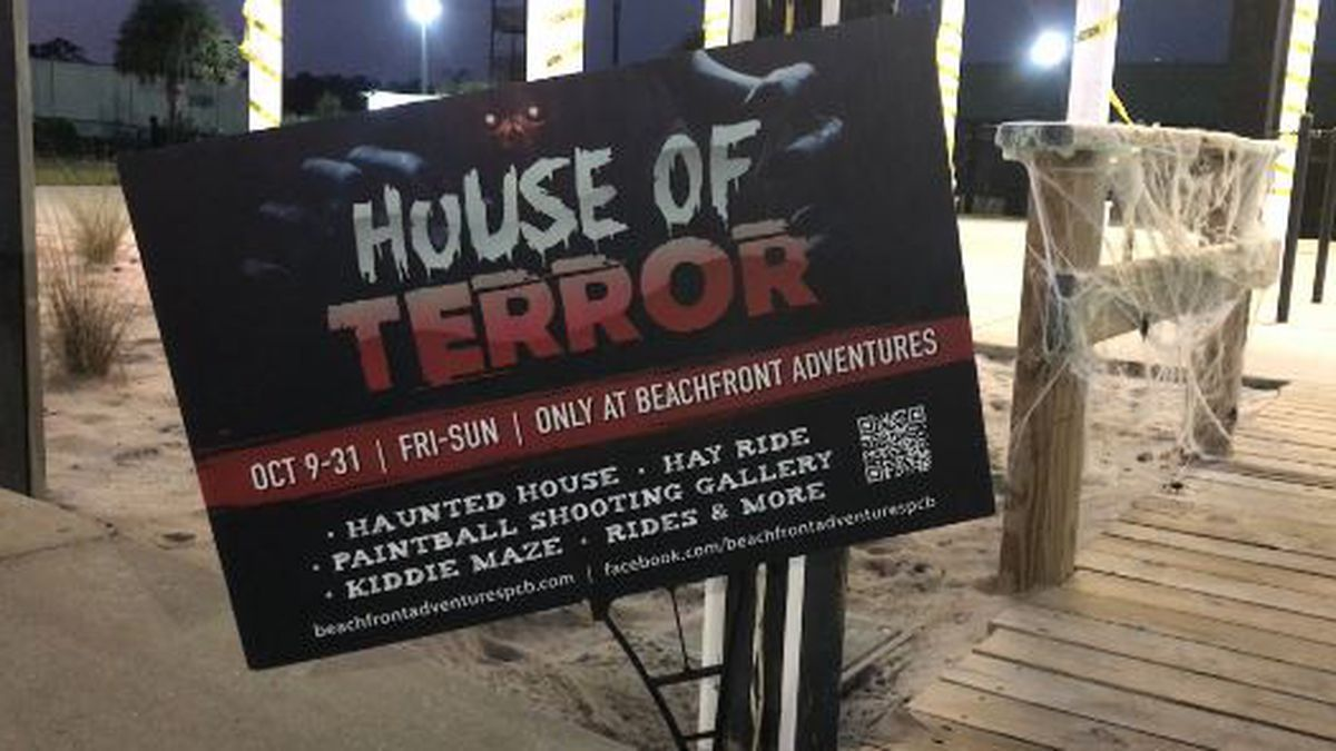 Halloween Haunt Nights are every Friday - Saturday from 7 - 11 p.m. and Sunday from 7 - 9 p.m.