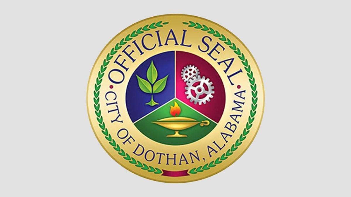 City of Dothan seal