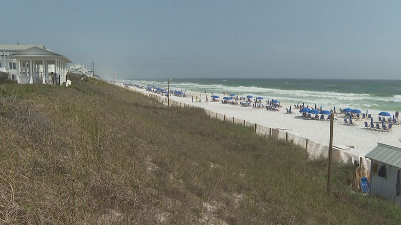 South Walton tourism is up during the winter months.