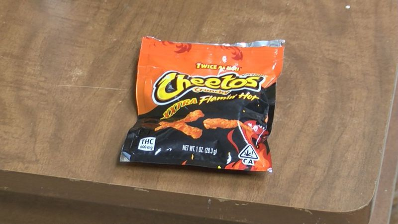 THC-laced Cheetos discovered in Crenshaw County