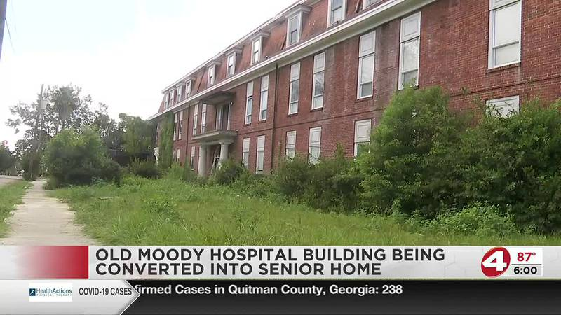 Moody Hospital Redevelopment to move ahead