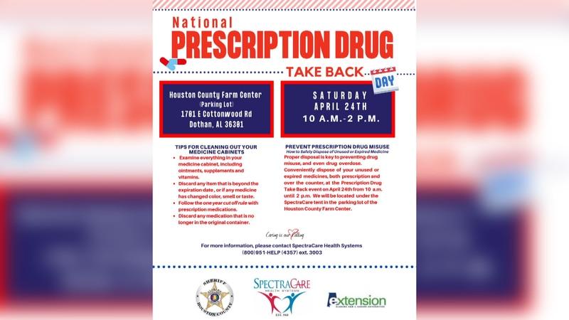 """SpectraCare hosts """"National Prescription Drug Take Back Day"""""""