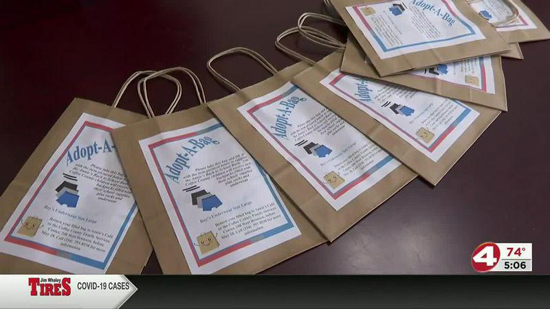 Adopt-A-Bag program