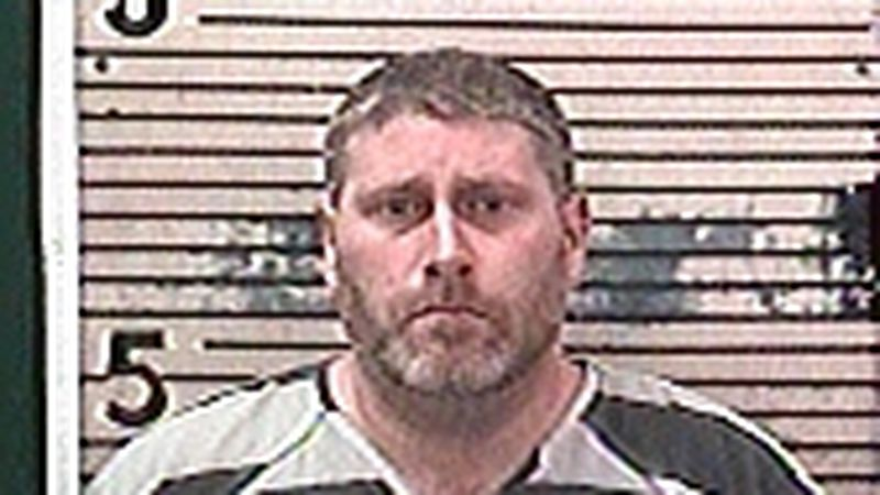 Brian Patrick Carpenter, 34, of Bonifay was arrested and booked into the Holmes County Jail.