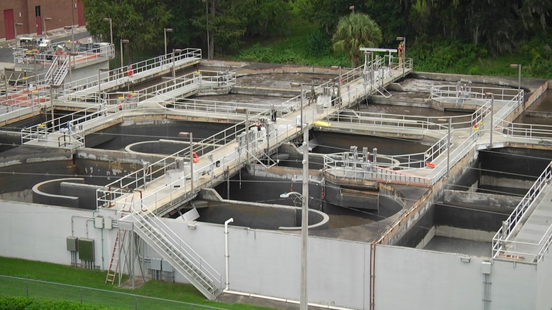 Sewage water used to detect COVID-19 at UF