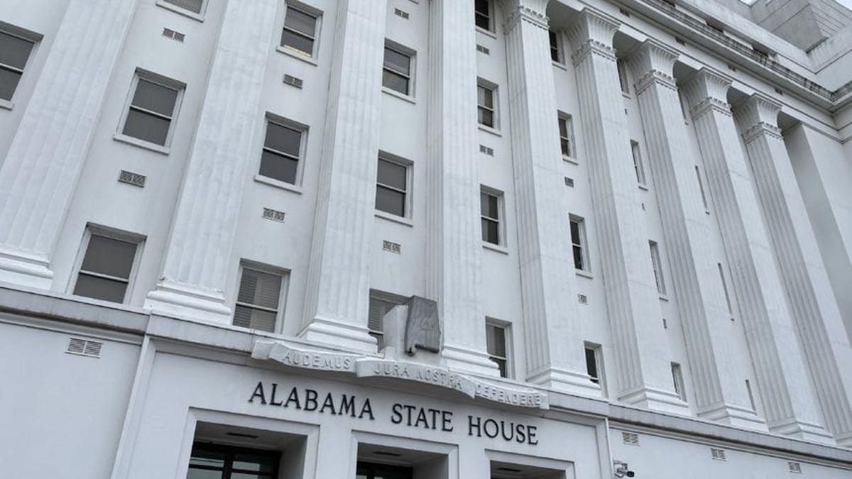Alabama State House.