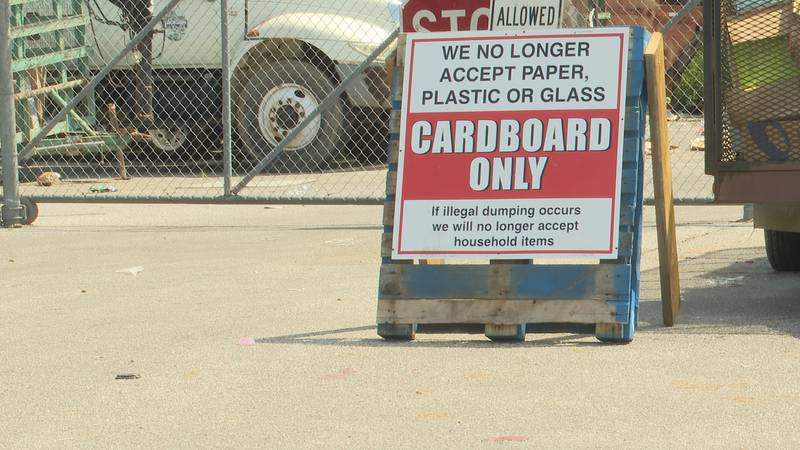 Jackson County Officials say if any illegal dumping occurs, they have security measures in...