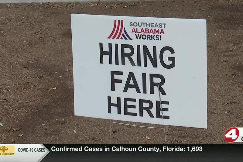 Wiregrass businesses look to hire at WOW Varsity Job Fair